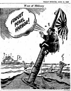 Please, forget Pearl Harbor!, Ogden Standard Examiner, 12 June 1942