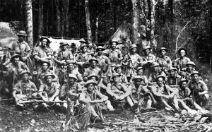 A Company, 2/14 Infantry Battalion, August 1942