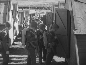 1st Marine Div. at Camp Paekakariki, outside Wellington, New Zealand, 1942