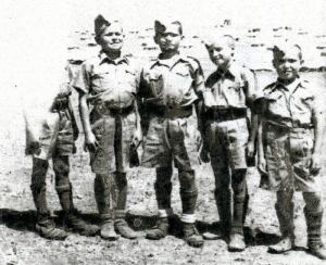 Polish 2nd Corps, Quastina, Palestine, Easter 1942
