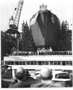 SS Joseph Teal, Liberty ship, built in 10 days at Kaiser's Oregon Shipyard 1942