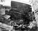 USS Minneapolis damage