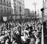 Halifax, Canada - V-E Day 1945