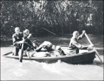 32nd Infantry Div. on Buna River
