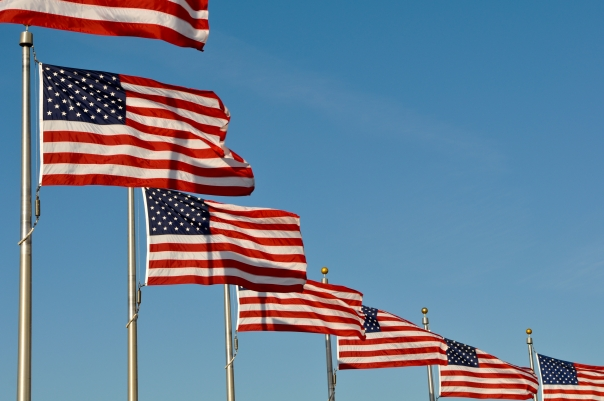 american-flags-150-anniversary-of-civil-war-us