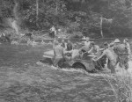 32nd Infantry Div. at Buna, New Guinea