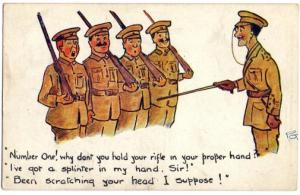 WWI humour