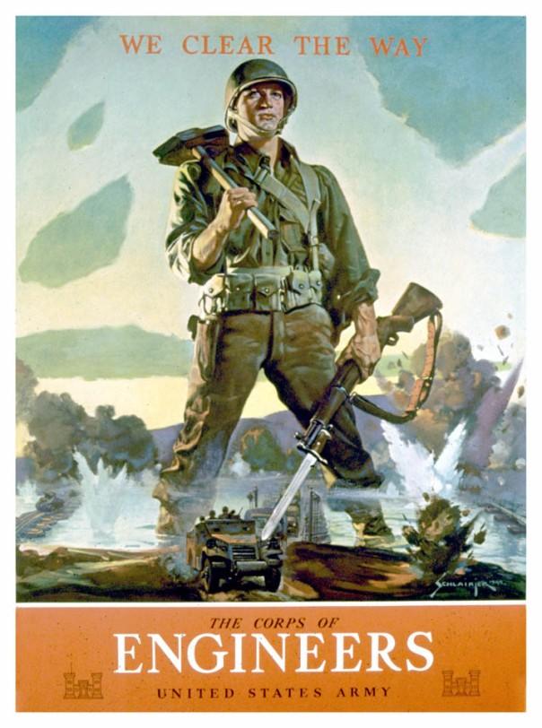 Combat Engineer poster