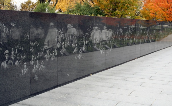 The Wall - Washington D.C.