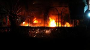 US Embassy at Benghazi