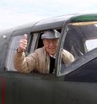 Co-pilot Dick Cole