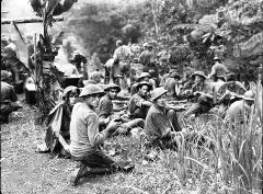 Papua, New Guinea, WWII