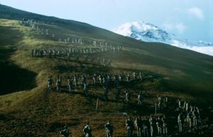 US troops in Alaska, 1943