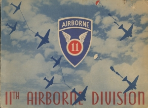 1943 11th Airborne, Camp MacKall Yearbook