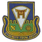 511th Regimental patch.