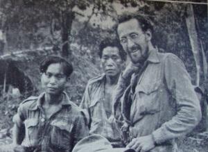 2nd Burma Rifles, Operation Longcloth, April '43