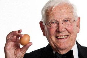 Gus Anckorn 7.egg-trick today
