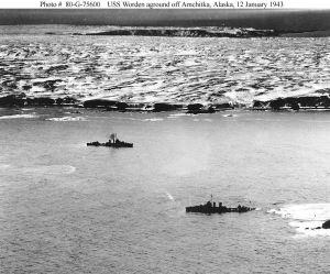 Alaska, 1943