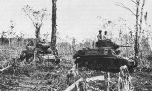 New Georgia, 1943