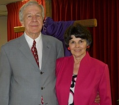 Rev. Wayne Colton & wife, Linda.