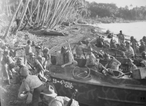 14th NZ Brigade at Vella Lavella
