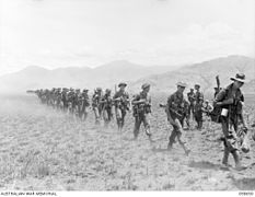 Huon Peninsula, New Guinea, 5 Oct. 1943