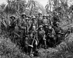 Marine Raiders on Bougainville, Jan. 1944