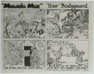 Malaria_Mosquito_Control_Funny_WWII_Poster_Malaria_Moe-1LG (640x507)