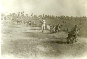 Camp Polk 1944