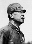 Gen. Adachi at Buna, New Guinea