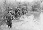 on patrol in Burma, 1944