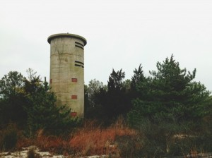 This tower is sitting at Fenwick Island, Indian River, DE. There are 11 towers in all.