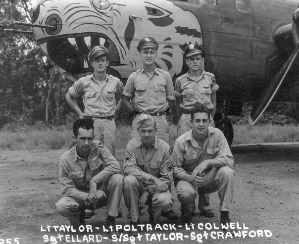 38th Bomb Group - 823rd Squadron