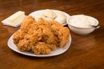 fried-chicken-mash-potatoes