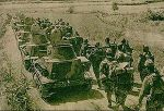 Japanese tanks and troops in CBI