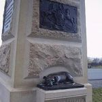 Civil War mascot memorial