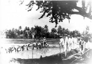 Guam under Japanese rule.