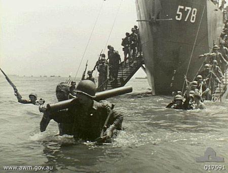 Moro tai, 15 September 1944