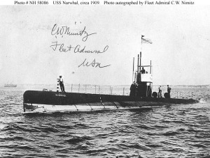 USS Narwhal