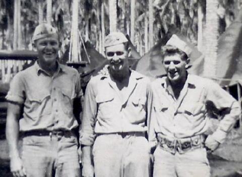 Bruce Watkins, Monty Montgomery & Steve Stasiak