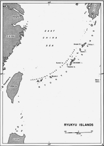 Formosa and the Ryukyu Islands