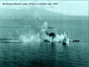 Superbattleship IJN Musachi