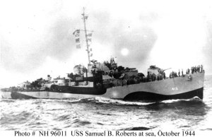 USS Samuel B. Roberts