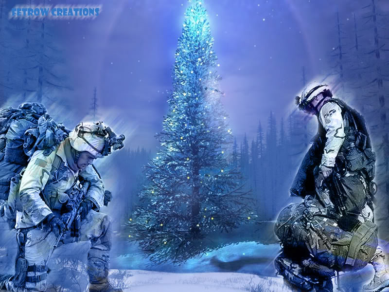 The Best Christmas Wishes For Soldiers