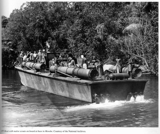 PT boats | Pacific Paratrooper