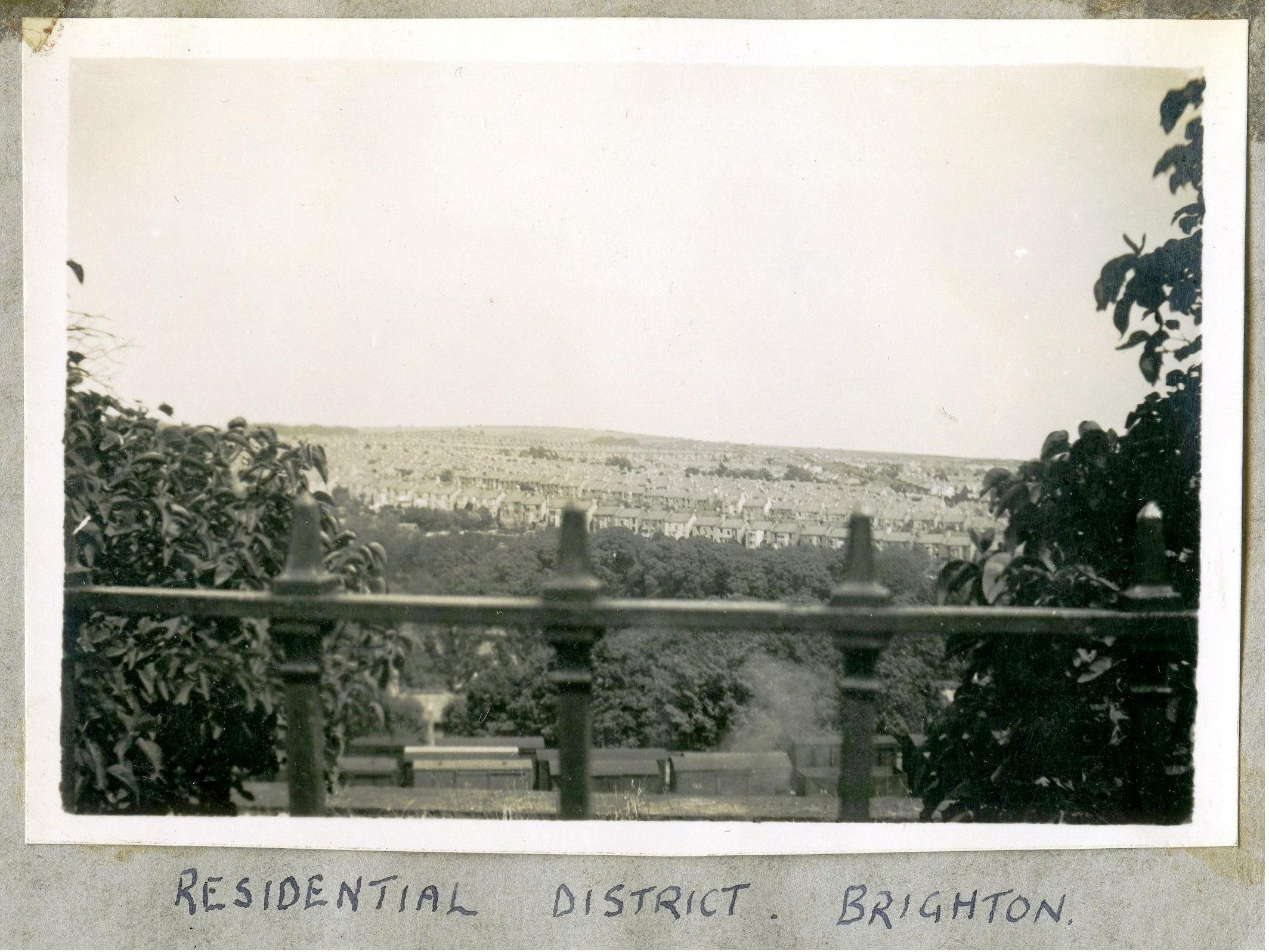 Residential District Brighton